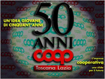 50 anni - Coop Toscana Lazio