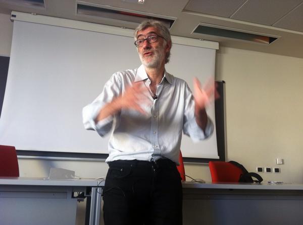 Luca De Biase al CSL
