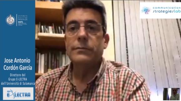 Luca Toschi intervista Jose Antonio Cordón García sul futuro delle biblioteche, della lettura e della scrittura digitale
