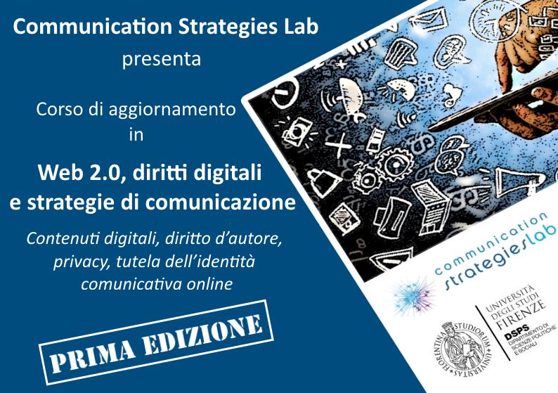 Web 2.0, diritti digitali e strategie di comunicazione