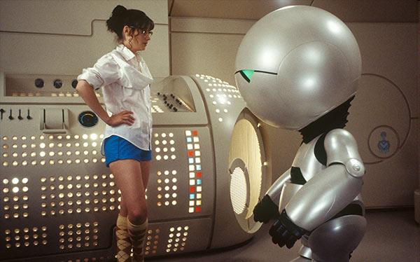 Chi ha bisogno di un androide paranoico?