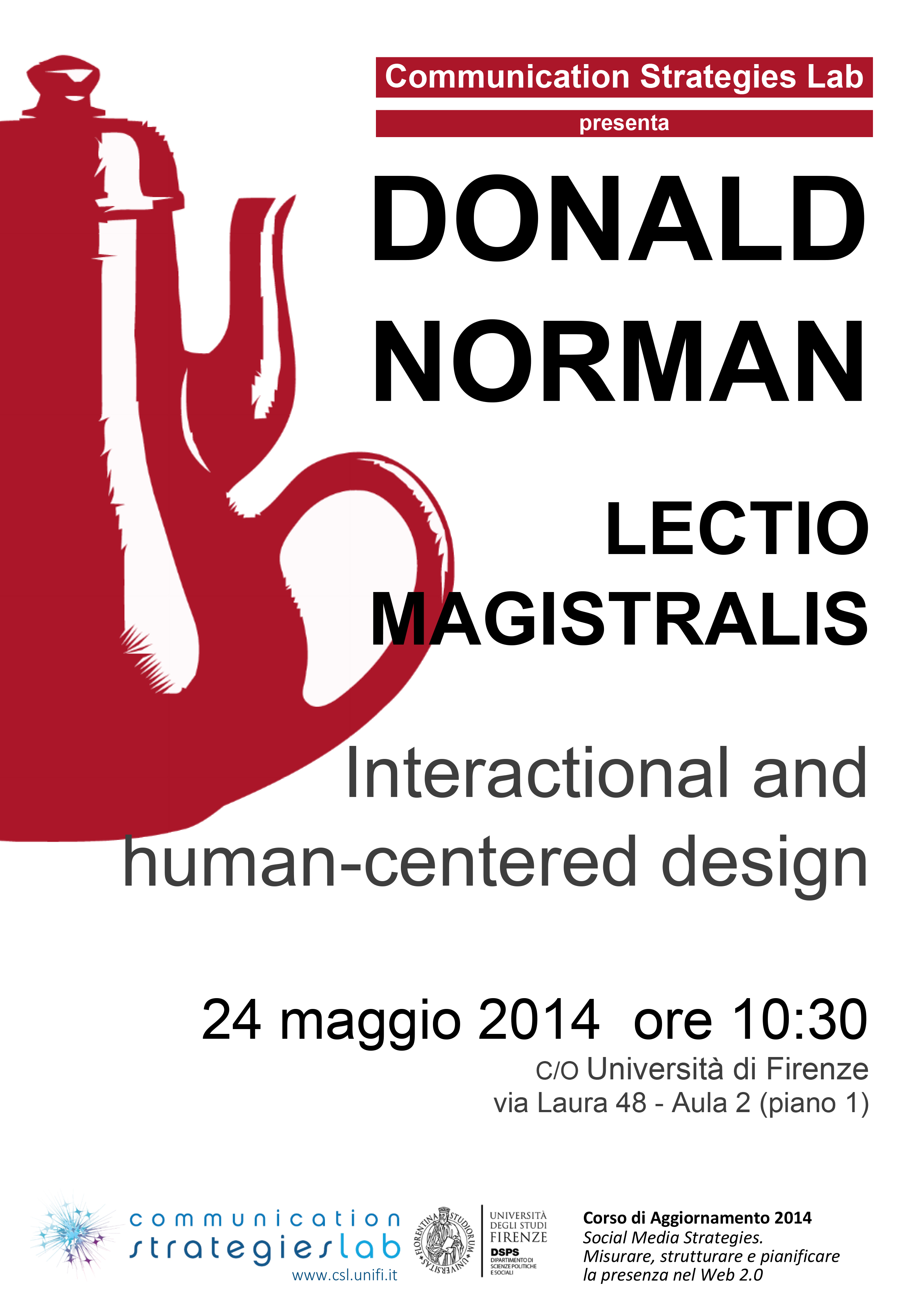 Interactional and Human-Centered Design